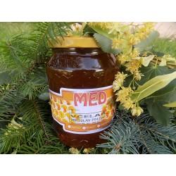 Prodej medu- Miroslav Polcar- Pavlíkov- okres Rakovník