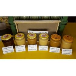 Prodej medu- František Šteker- Horky- okres Tábor