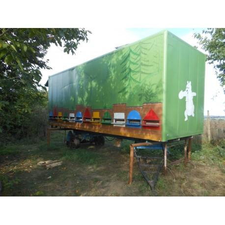 Prodej medu- Radim Žůrek- Hroznová Lhota- okres Hodonín