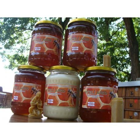 Prodej medu- Ludvík Mudra- Heřmanova Huť- okres Plzeň-sever