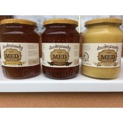 Prodej medu- Oldřich Jelínek- okres Děčín