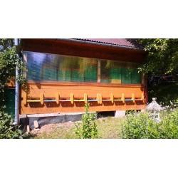 Prodej medu- Jaroslav Pohl- Boskovice- okres Blansko