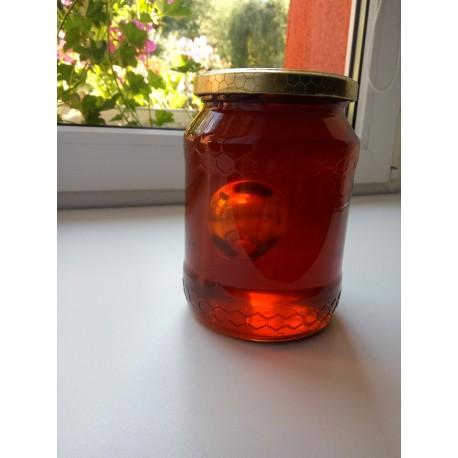 Prodej medu Ondřej Bartošic- Chářovice- okres Benešov