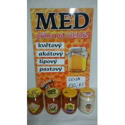 Prodej medu Petr Svojša- Radim- okres Kolín