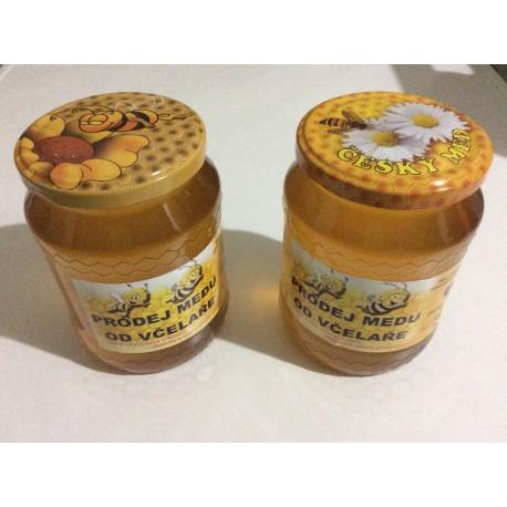 Prodej medu Oldřich Dorušák- Troubelice- okres Olomouc
