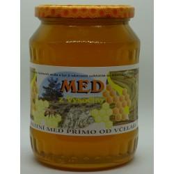 Prodej medu Jan Ježek- Třebíč
