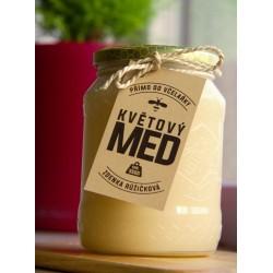 Prodej medu Zdenka Růžičková- Horní Újezd- okres Přerov