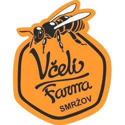 Prodej medu- Včelí farma Smržov- okres Liberec
