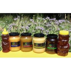 Prodej medu Lenka a Milan Velichovi- Nasavrky- okres Chrudim
