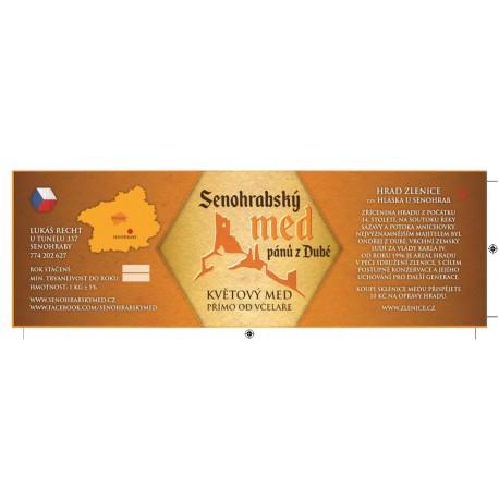 Prodej medu Lukáš Recht- Senohraby- okres Praha-východ