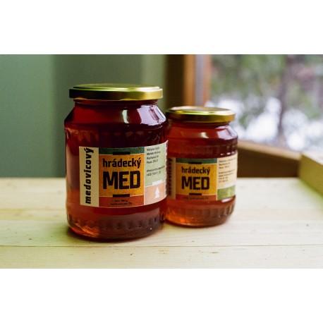Prodej medu- Vítězslav a Markéta Krejčovi- okres Pelhřimov