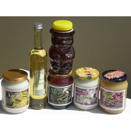 Prodej medu Ladislav Janoušek- Chrast- okres Chrudim