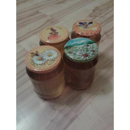 Prodej medu Jan Mátl- Solenice- okres Příbram
