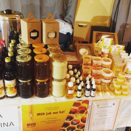 Prodej medu Lenka Bečaverová- Kozolupy- okres Plzeň-sever