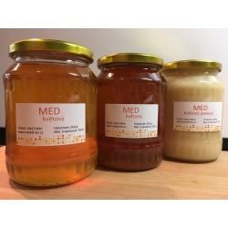 Prodej medu Aleš Faltín- Pardubice