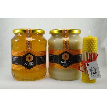 Prodej medu-Luděk Klinkovský- okres Nový Jičín