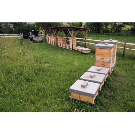 Prodej medu Radek Krahulík- Chotěšov- okres Litoměřice