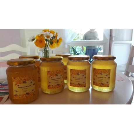 Prodej medu Hana Dovrtělová- Hrušovany u Brna- okres Brno-venkov