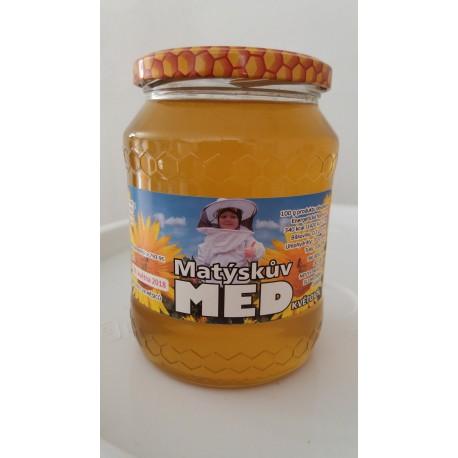 Prodej medu Luděk Kozelský- Město Albrechtice- okres Bruntál