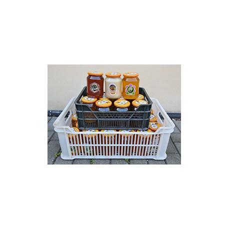 Prodej medu Kuchynka Antonín- Mikulovice- okres Znojmo