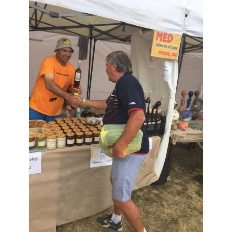 Prodej medu Pavel Vybíral- Únanov- okres Znojmo