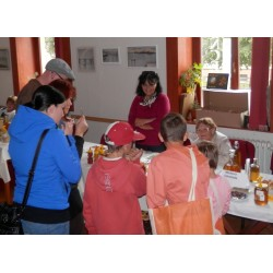 Prodej medu Hana Kubů- Křešice- okres Litoměřice
