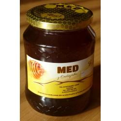 Prodej medu- Josef Beneš- okres Frýdek-Místek