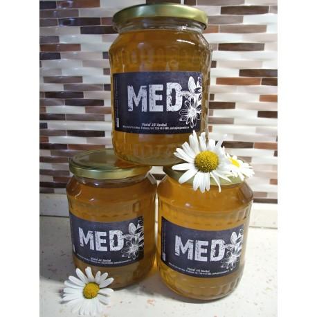 Prodej medu Jiří Smítal- Moravská Třebová- okres Svitavy
