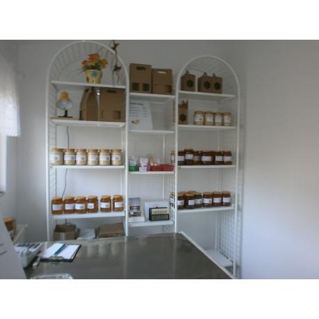 Prodej medu Eva a Josef Novotný- Zahrádky- okres Česká Lípa