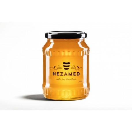 Prodej medu Nezabudický med spol. s r. o.-Nezabudice- okres Rakovník