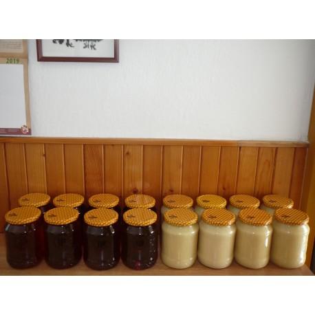 Prodej medu František Vilím- Strakonice- okres Benešov