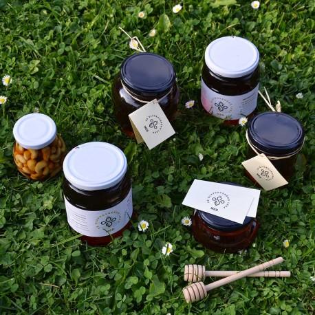 Prodej medu Med ze Slavkovského lesa- Horní Slavkov- okres Sokolov