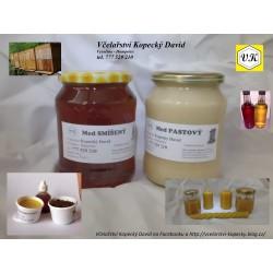 Prodej medu- David Kopecký- okres Pelhřimov