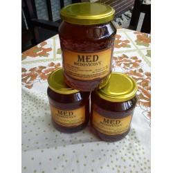 Prodej medu- Josef Macek - okres Ústí nad Orlicí