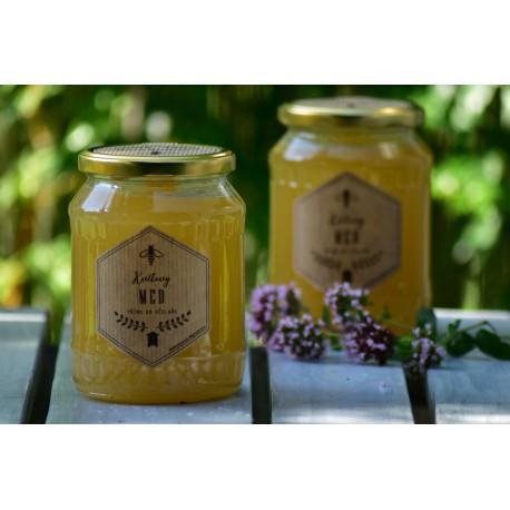 Prodej medu Libor Krutil- Bystřice pod Hostýnem- okres Kroměříž