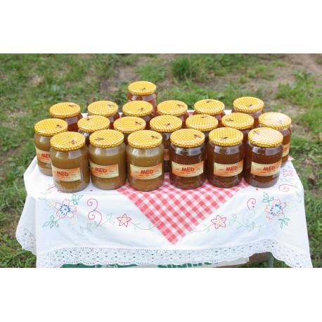 Prodej medu Marcel Šolc- Okounov- okres Chomutov