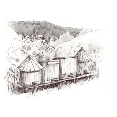 Prodej medu- Včelařství Štefanský- okres Ústí nad Orlicí