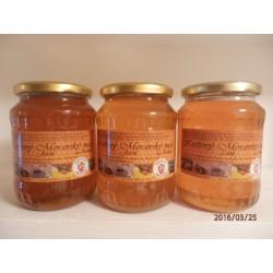 Prodej medu Andrea a Jan Pálkovi- Moravská Nová Ves- okres Břeclav