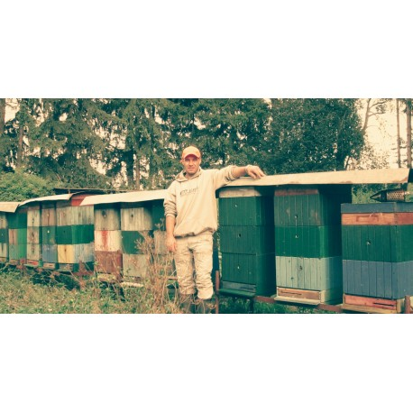 Prodej medu Škola Míra- Chodová Planá- okres Tachov