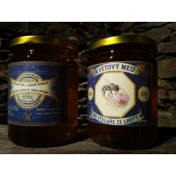 Prodej medu Jakub Štrouf- Dlouhá Lhota- okres Tábor