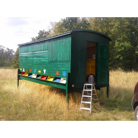 Prodej medu- Radim Franta- okres Brno venkov