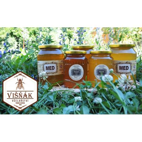 Prodej medu Pavel Višňák- Velvary- okres Kladno