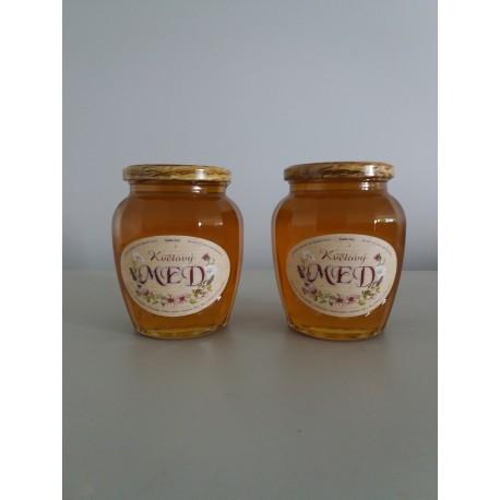Prodej medu Radim Kuc- Řepiště- okres Ostrava