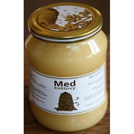 Prodej medu- Miroslav Špička- okres Děčín
