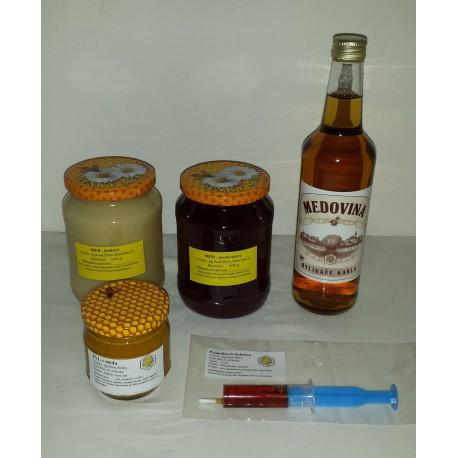 Prodej medu- Karel Šíma- okres Jindřichův Hradec