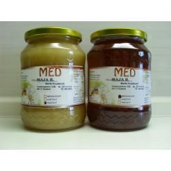 Prodej medu Marie Houdková- Žamberk- okres Ústí nad Orlicí