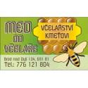 Včelařství Kmeťovi- okres Břeclav