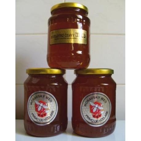 Prodej medu- Jaroslav Slováček- okres Bruntál