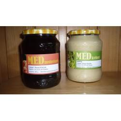 Prodej medu- Pavel Křeček- okres Třebíč
