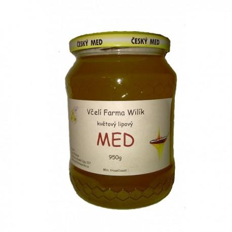 Prodej medu- Jan Wildman- okres Česká Lípa